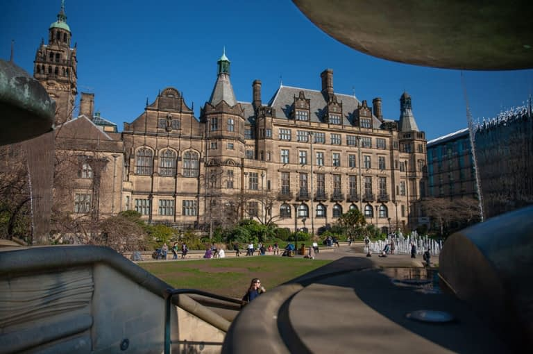 PDP_Sheffield Town Hall